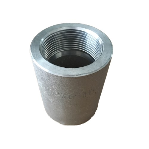 1-1//4 INCH Straight Coupling 304 Stainless Steel NPT Thread