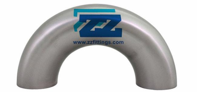 180 Degree Steel Pipe Elbow