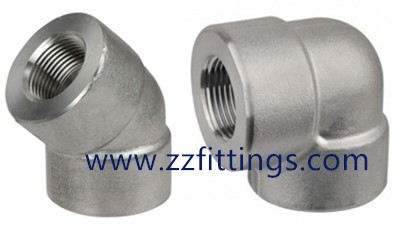 Threaded Pipe Elbow
