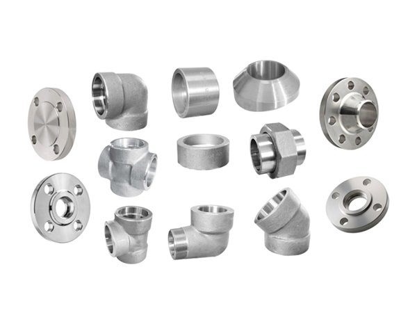 Forged Fittings & Flanges - ASTM A182 Stainless Steel Pipe Fittings   Zizi